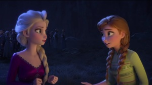 Kristen Bell Shares Clip of New Song From 'Frozen 2'