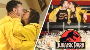 Jurassic Park Ride Proposal Will Leave You With a Dino-Sized Smile