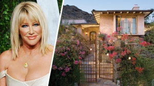 Suzanne Somers to Auction Off SoCal Compound — No Reserve!