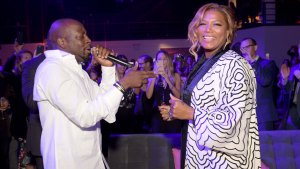 All Hail the Queen: Latifah Honored at VH1 Gala