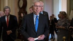 Senate to Vote on Funding Bill, Easing Shutdown Threat