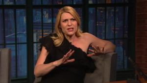 'Late Night': Claire Danes Talks New Film 'A Kid Like Jake'