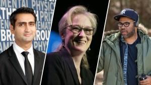 Giddy Stars React to Academy Award Nominations