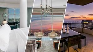 Matthew Perry Puts $35M LA Penthouse on the Market