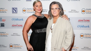 Rosie O'Donnell Gets Engaged, No Wedding Date Set