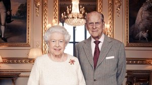 Queen Elizabeth II, Prince Philip Celebrate 70th Anniversary