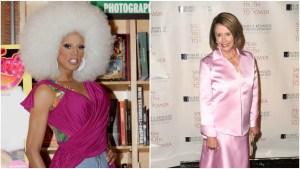 RuPaul's 'Drag Race' All Stars Guest Judges Includes Pelosi