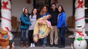 Family That Adopts 'Hospice Babies' Gets Christmas Surprise