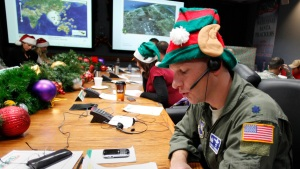 NORAD to Track Santa for 63rd Year Despite Possible Shutdown