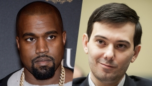 Martin Shkreli Tweets $10M Bid for New Kanye Album