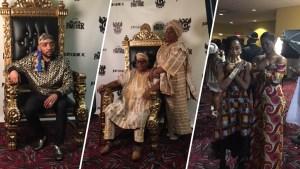 Harlem Embraces the Spirit of Wakanda for 'Black Panther'