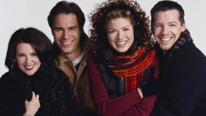 Will & Grace Cast Reunite For 'Something Big'