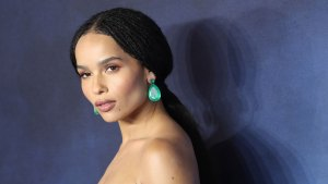 Zoe Kravitz to Star as Catwoman in 'The Batman'