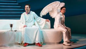 """Jim Parsons Plays the All Mighty in """"An Act of God"""""""