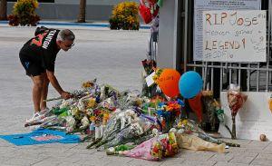 Memorials, Tears Continue After Jose Fernandez's Death