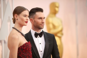 Adam Levine, Behati Prinsloo Share 1st Photo of Baby Girl