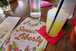 Sweet Liberty, It's Brunch Sundays!