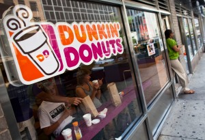 Waze Gets Into the Order-Ahead Business With Dunkin' Donuts