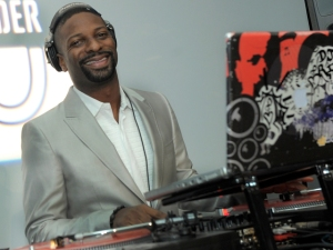 DJ Irie Dishes on New Year's Resolutions and Teaming up with Drake