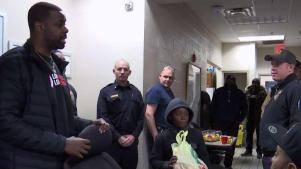 Firefighter Delivers Free Turkey to Every Fire Station in DC