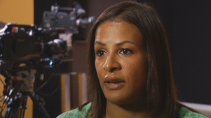 "Mixed Martial Arts Fighter Fallon Fox: ""I'm Just Another Woman"""