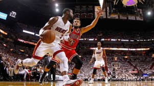 Miami Heat vs. Pacers