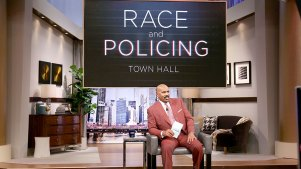 Steve Harvey on His Talk With Sons About Police Encounters