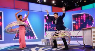 Can Harry Hula Hoop Like a Pro?