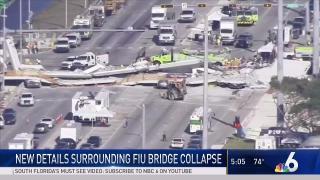[MI] Engineers Dismissed Crack Concerns Morning of FIU Bridge Collapse