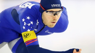 Florida-Born Joey Mantia Ready for Mass Start in Pyeongchang