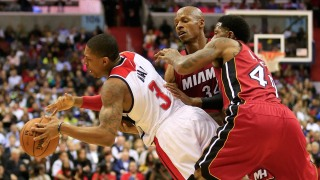 Wizards Hand Heat 3rd Straight Loss