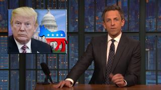 [NATL] 'Late Night': A Closer Look at Trump's Post-Midterms Depression
