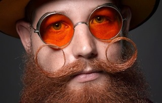 Holy Facial Hair: National Beard and Moustache Championship