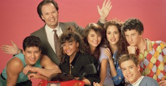Sorry Screech: The 'Saved by the Bell' Cast Reunites