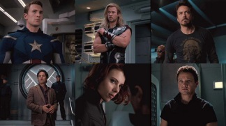 "Pics From ""The Avengers""!"