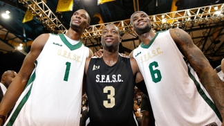 Big Three's NBA All-Star Game at FIU