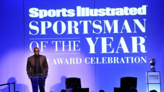 LeBron Awarded Sportsman of the Year