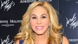"Adrienne Maloof Talks  Regrets About Being On ""The Real Housewives Of Beverly Hills"""