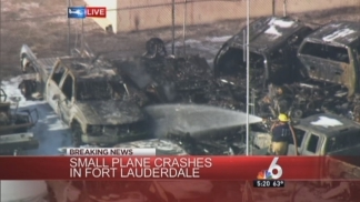 Plane Crash a Tragedy for Fort Lauderdale: Mayor