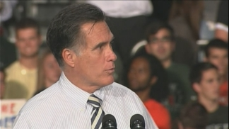 "Romney to UM Audience on Jobs: ""The Future Is Bright"""