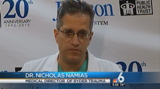 Jackson Memorial Hospital Doctor Discusses Special Procedures for Religious Group Patients