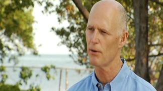 Scott Defends Handling of Anti-Cuba Bill