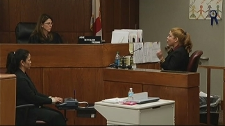 Woman On Trial for Killing Man Claims Self-Defense
