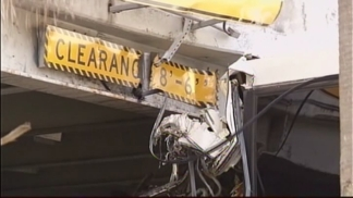MIA Crash Driver Told Not To Go Toward Overpass: Witnesses