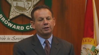 Broward Sheriff Al Lamberti and Scott Israel Dismiss Rumors