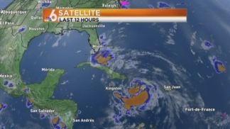 Florida Keys Under Hurricane Warning