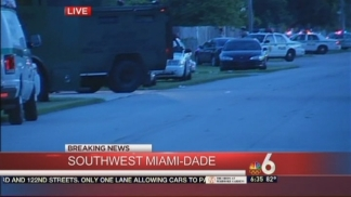 Manhunt in Miami-Dade for Robbery Suspect