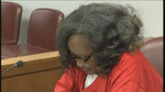 Geralyn Graham Talks to the Judge Before Being Sentenced to 55 Years