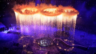 London 2012: Royalty and Rock Extravaganza