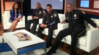 First Black Police Chiefs in Broward Discuss Achievements